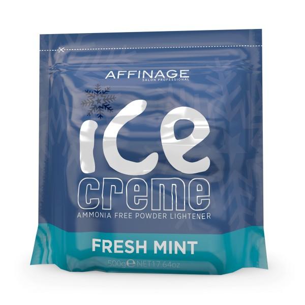 Ice Creme Ammonia-Free Powder Lightener blue 500g