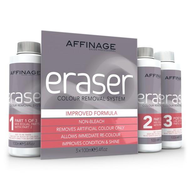 Eraser Colour Removal System