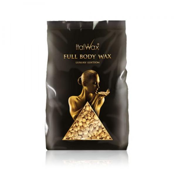 ITALWAX granules FULL BODY WAX, 1000 g