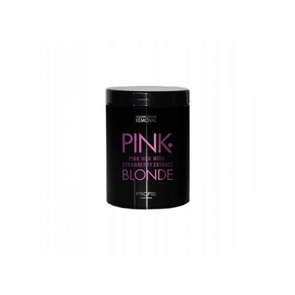 Profis Ice Blonde PINK, anti-yellow mask 1000 ml