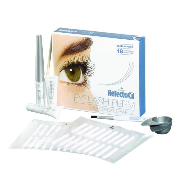 RefectoCil Eyelash Perm 18 applications