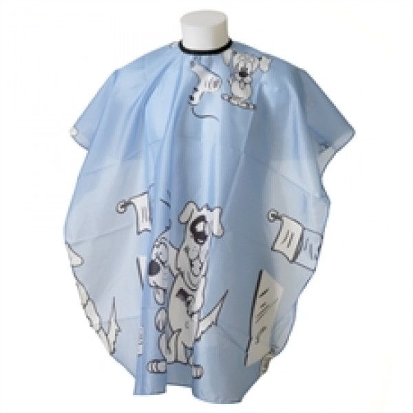 Child cape Doggy,blue