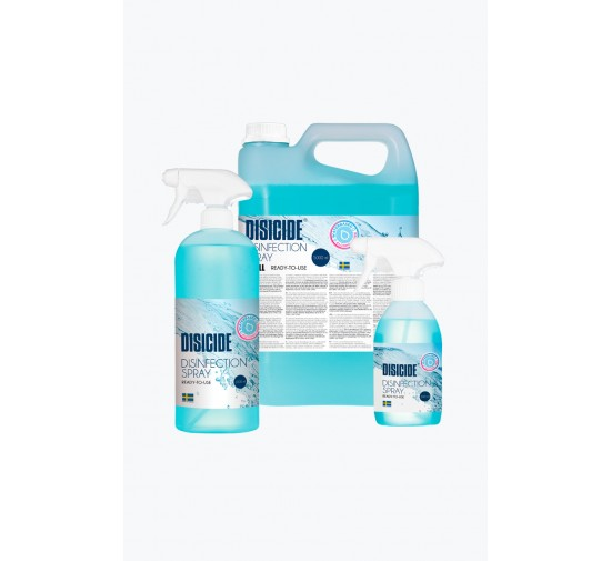 DESINFECTION AND CLEANING PRODUCTS
