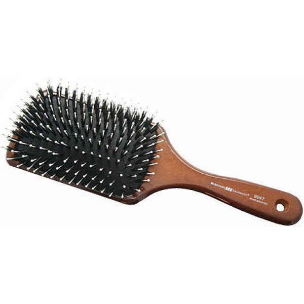 HERCULES SÄGEMANN wooden paddle brush